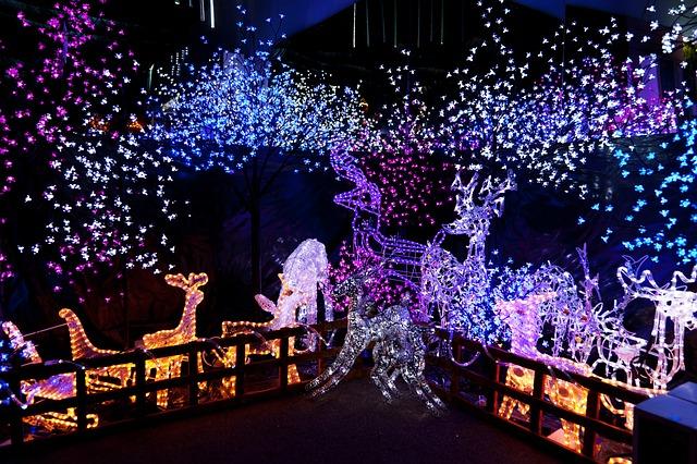 christmas-21966_640 - Wild Lights At The Detroit Zoo 2013/2014 €� Michigan Mama News