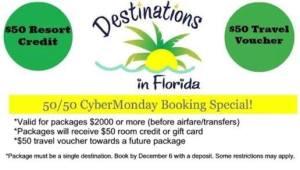 destinations in florida