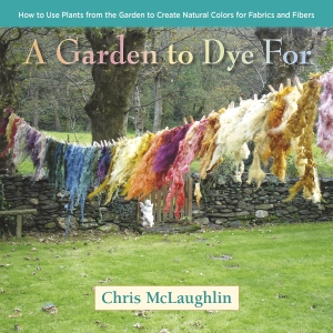 ST LYNN'S PRESS A Garden to Dye for Cover