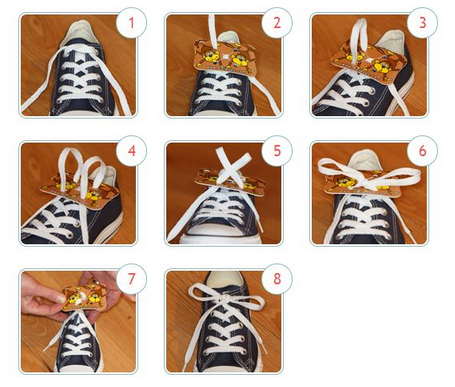 The Easiest Way to Teach Your Kid to Tie Their Shoes