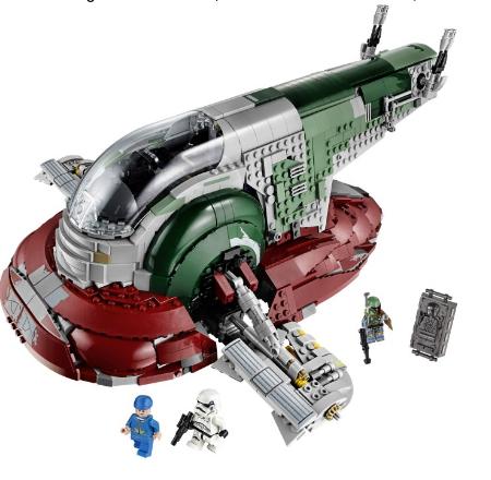 Lego Pitch 5