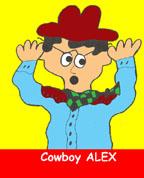 cowboy alex.color. new.2x3.patch