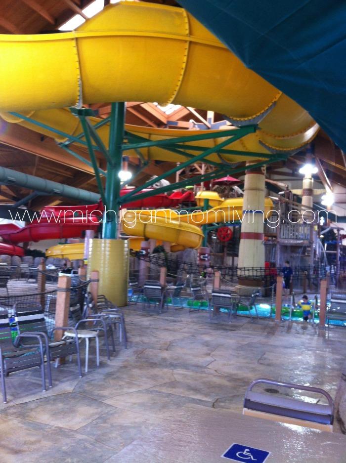 Traverse City Indoor Water Park Hotel