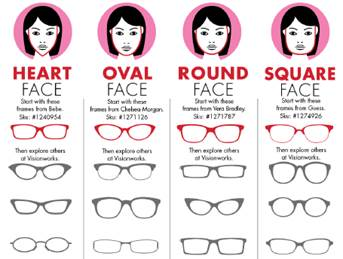Best Glasses For Oval Face Woman