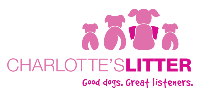 Charlottes Litter Logo