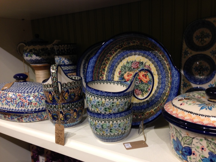 Acorn Farm Polish Pottery