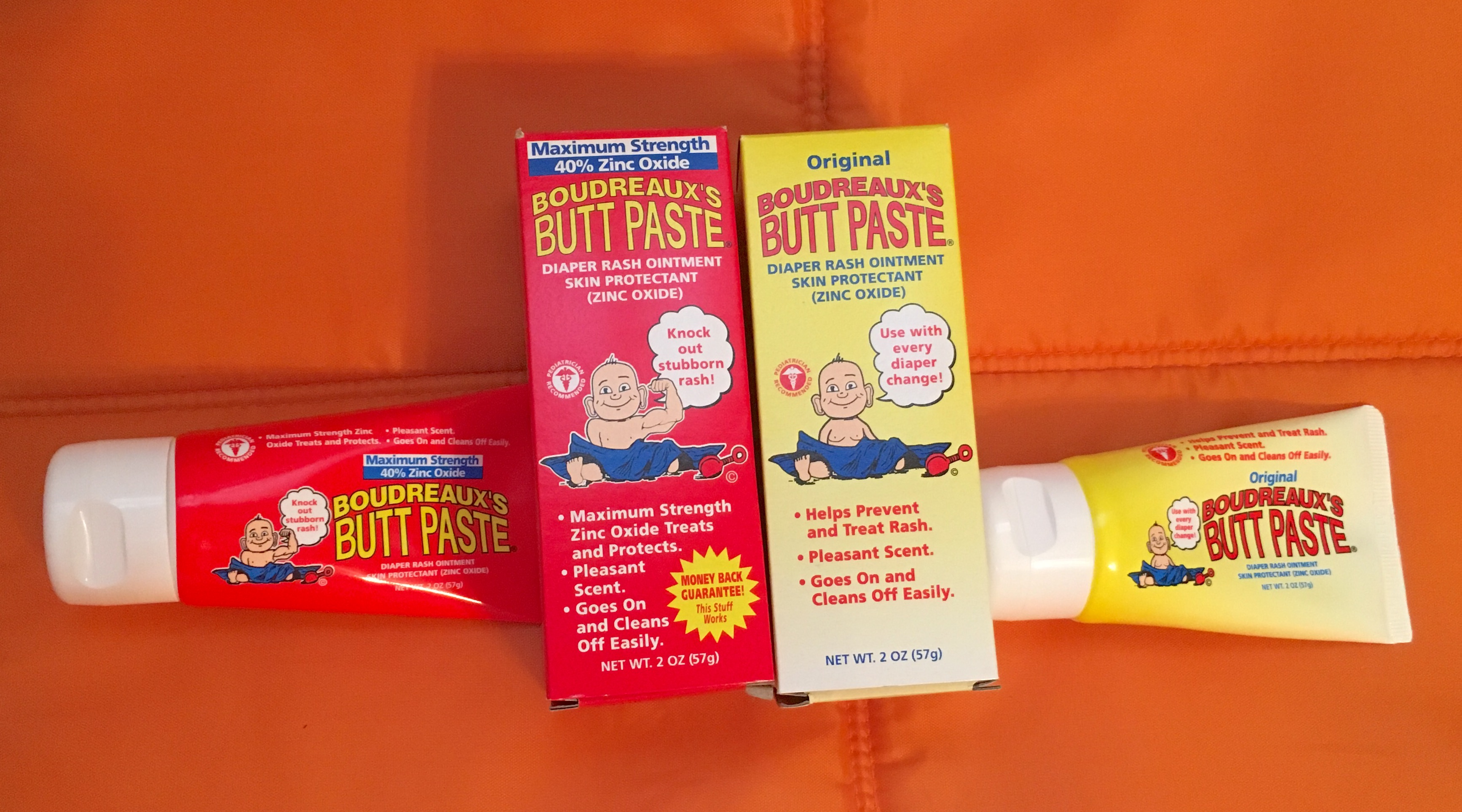 BOUDREAUX's Butt Paste Review – Michigan Mama News