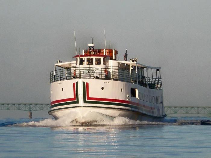 Mackinac Island Ferry  Schedule