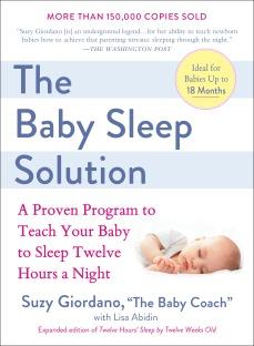 The Baby Sleep Solution Jacket Art