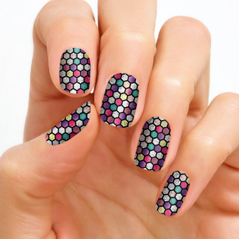 Our Experience With Color Street Nail Strips Florentine Mosaic Review Michigan Mama News