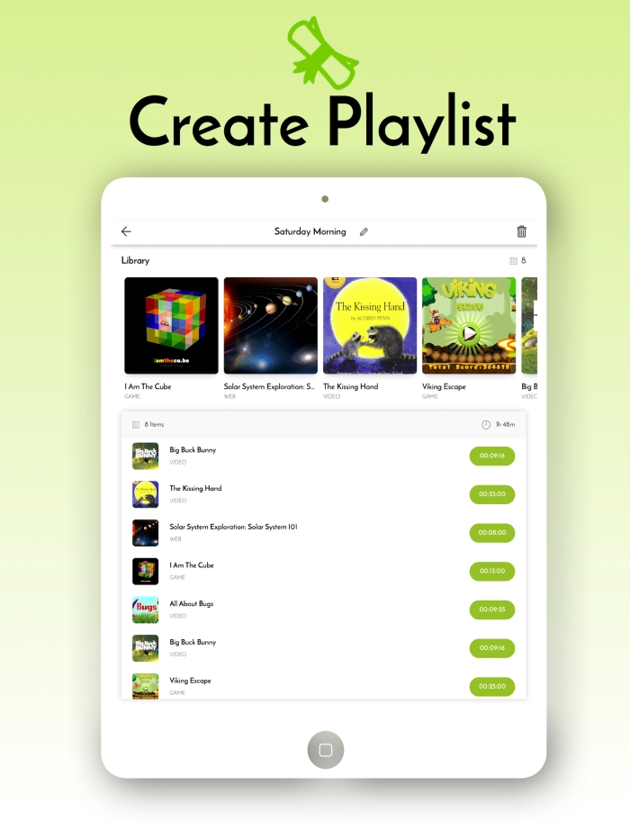 Create Playlist