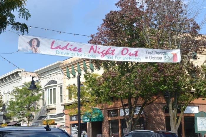 Milford's Ladies Night Out.JPG