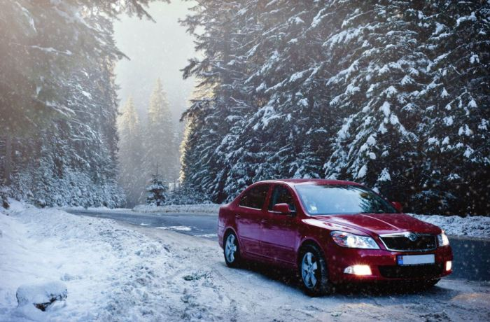 Winter Road Safety What Every Driver in Your Household Should Know_pexels 2_winter car.JPG